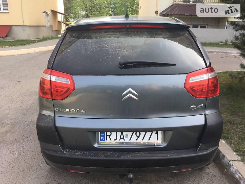Citroen C4 Picasso 2008 в Львове