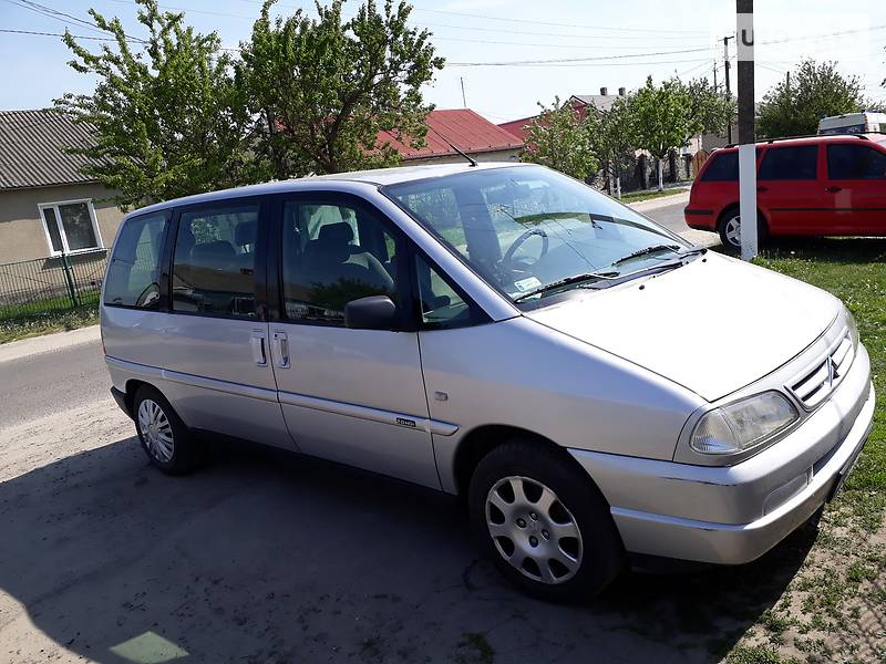 Citroen Evasion 2000 в Луцке