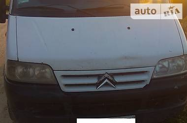 Citroen Jumper груз. 2002 в Львове