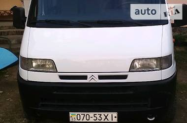 Citroen Jumper пасс. 1996 в Вижнице