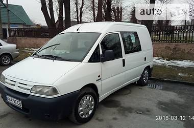Citroen Jumpy пасс.  2001