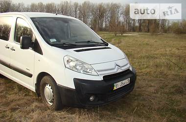 Citroen Jumpy пасс. 2008 в Гадяче