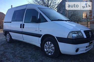 Citroen Jumpy пасс. 2004 в Ковеле