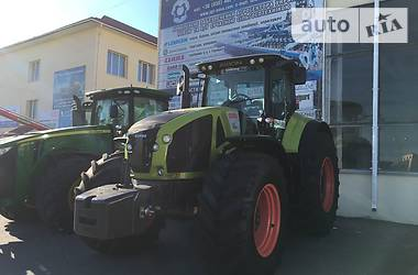 Claas Axion 2017 в Киеве