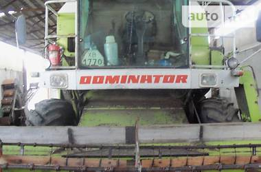 Claas Dominator 108 1994 в Верхньому Рогачику