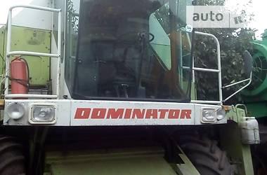 Claas Dominator 108 1989 в Апостолово