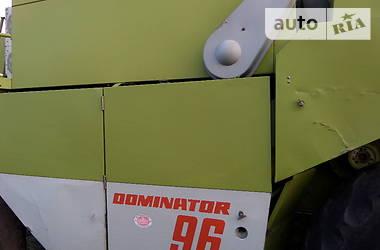 Claas Dominator 96 1985 в Білій Церкві