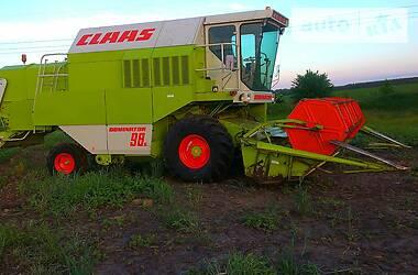 Комбайн зернозбиральний Claas Dominator 98 1994 в Луцьку