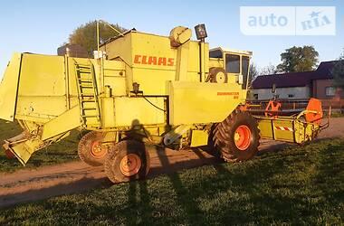 Комбайн зерноуборочный Claas Dominator 1980 в Дубно