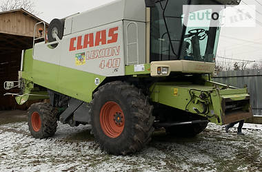 Claas Lexion 440 2000 в Кременце