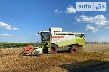 Комбайн зерноуборочный Claas Lexion 460 2001 в Полтаве