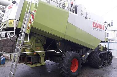 Claas Lexion 480 2002 в Борщеве
