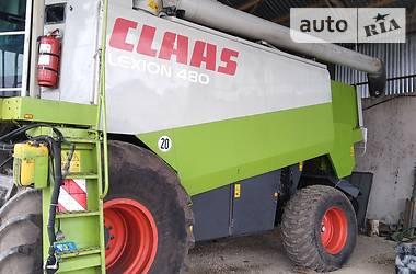 Комбайн зерноуборочный Claas Lexion 480 2003 в Белогорье