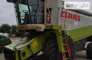 Комбайн зерноуборочный Claas Lexion 480 1999 в Сумах