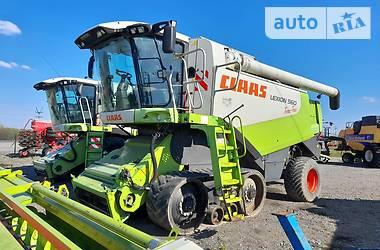 Комбайн зерноуборочный Claas Lexion 560 2004 в Василькове