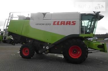 Claas Lexion 570 2010 в Полтаве