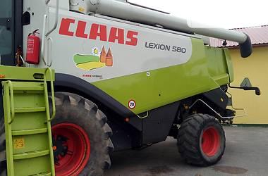 Claas Lexion 580 2008 в Козове