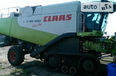 Claas Lexion 580 2004 в Верхнем Рогачике