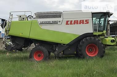Claas Lexion 580 2008 в Харкові
