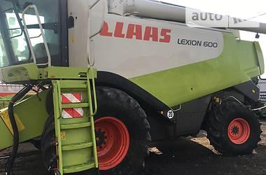Claas Lexion 600 2008 в Луцьку