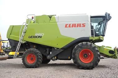 Claas Lexion 660 2012 в Киеве