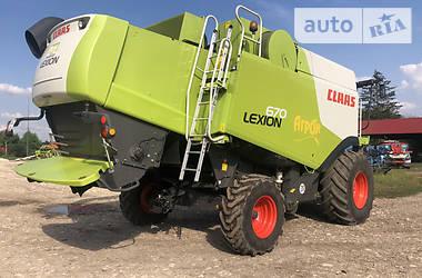 Комбайн зерноуборочный Claas Lexion 670 2012 в Тернополе