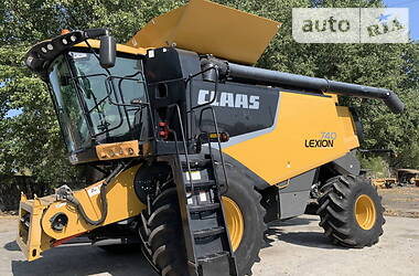 Claas Lexion 740 2011 в Днепре