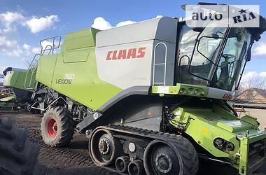 Комбайн зерноуборочный Claas Lexion 760 Terra Trac 2012 в Володарке