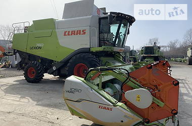 Claas Lexion 760 2012 в Дніпрі