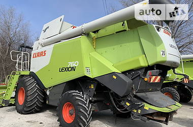 Claas Lexion 760 2012 в Днепре