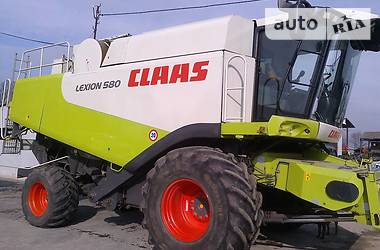 Claas Lexion 2005 в Чорткове