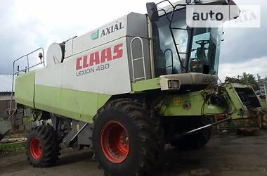 Claas Lexion  2002