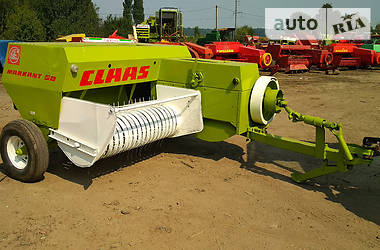Claas Markant 40 1995 в Луцьку