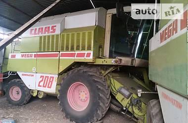 Комбайн зерноуборочный Claas Mega 208 1997 в Николаеве