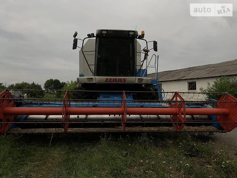 Комбайн зернозбиральний Claas Mega 350 2005 в Теофіполі