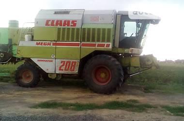 Claas Mega 1997 в Луцке