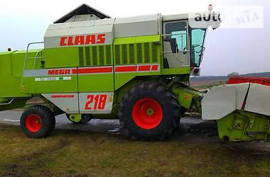 Claas Mega 1996 в Луцке