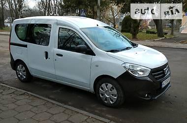Минивэн Dacia Dokker пасс. 2013 в