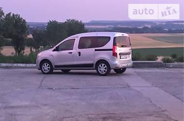 Dacia Dokker 2014 в Дрогобыче