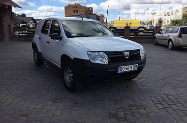 Dacia Duster 2013 в Тернополе