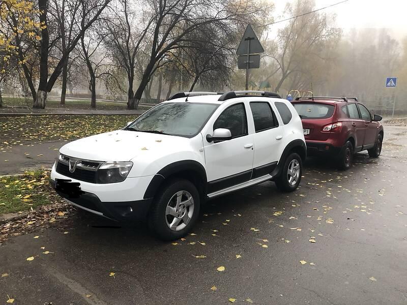 Dacia Duster 2012 в Киеве