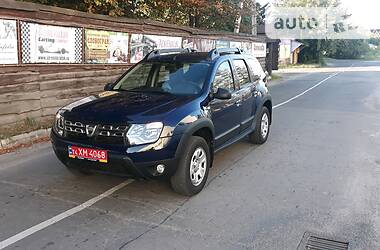 Dacia Duster 2015 в Луцке