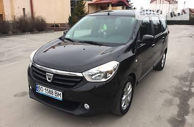 Dacia Lodgy 1.5dci.79kw 2014