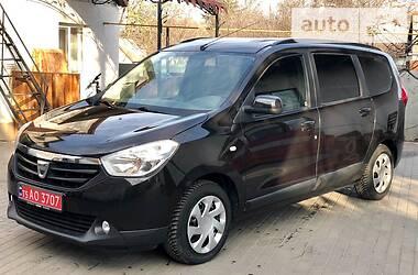 Dacia Lodgy 2012 в Казатине