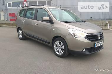 Dacia Lodgy 2012 в Днепре