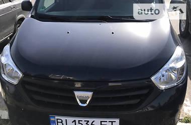 Универсал Dacia Lodgy 2012 в Полтаве