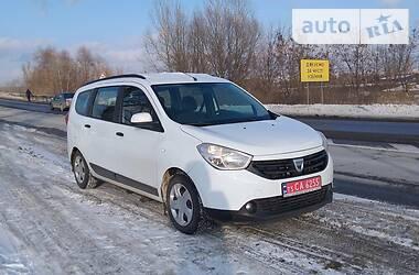 Dacia Lodgy 2014 в Харькове