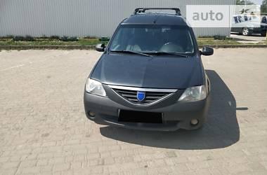 Dacia Logan MCV 2008 в Ивано-Франковске