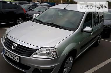 Dacia Logan MCV 2012 в Ровно