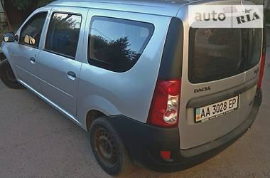 Dacia Logan MCV 2007 в Нежине